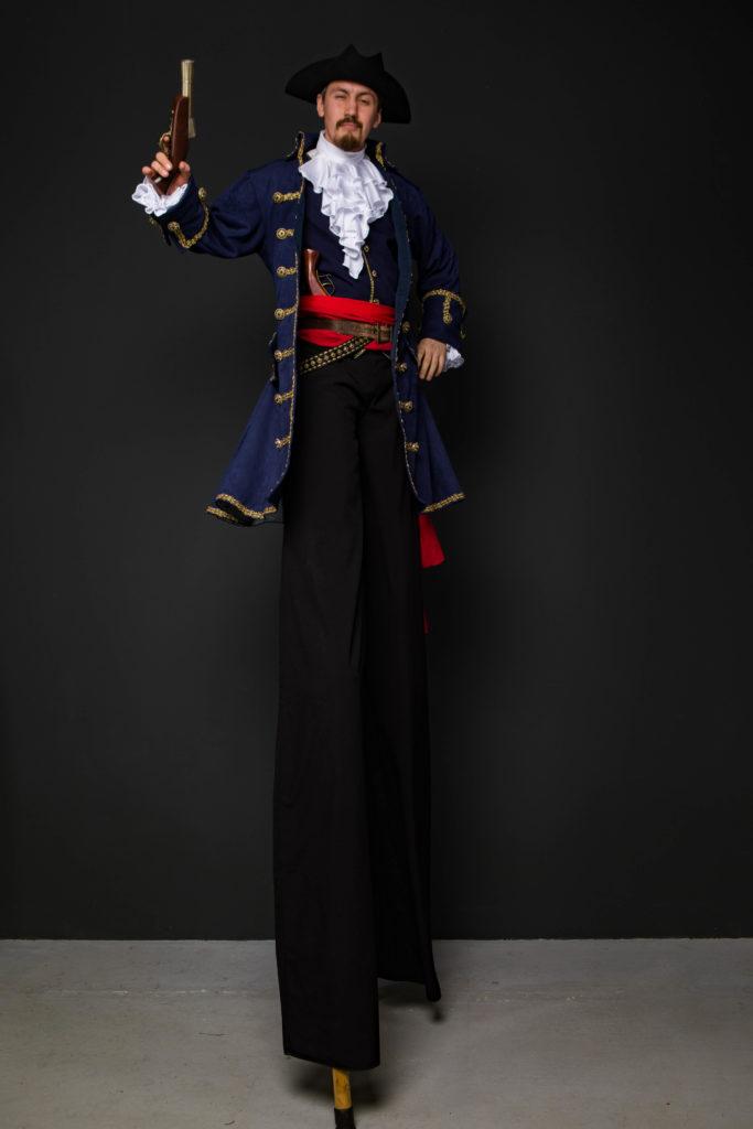 ходулист капитан пиратов