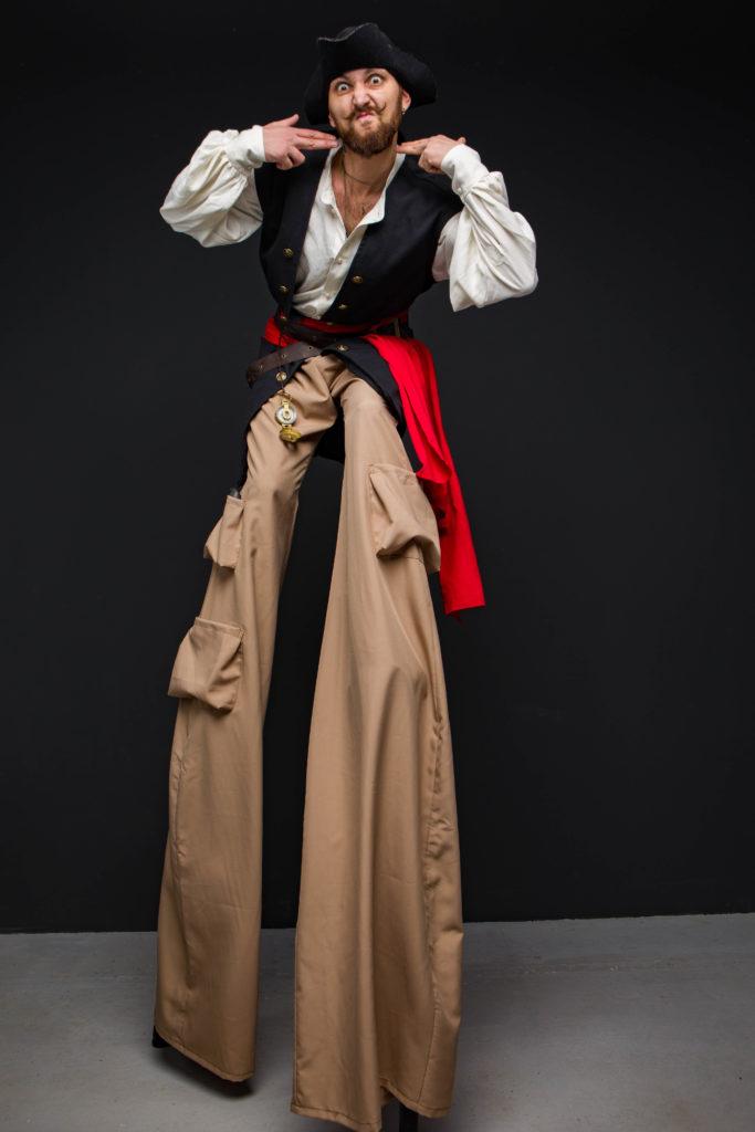 ходулист мотрос пиратов